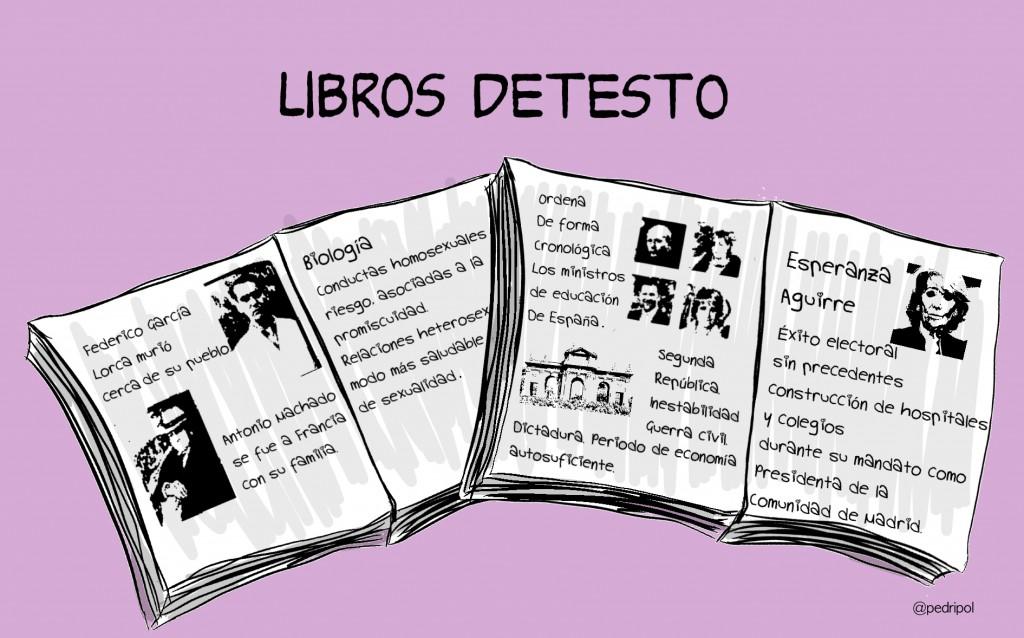 libros detesto