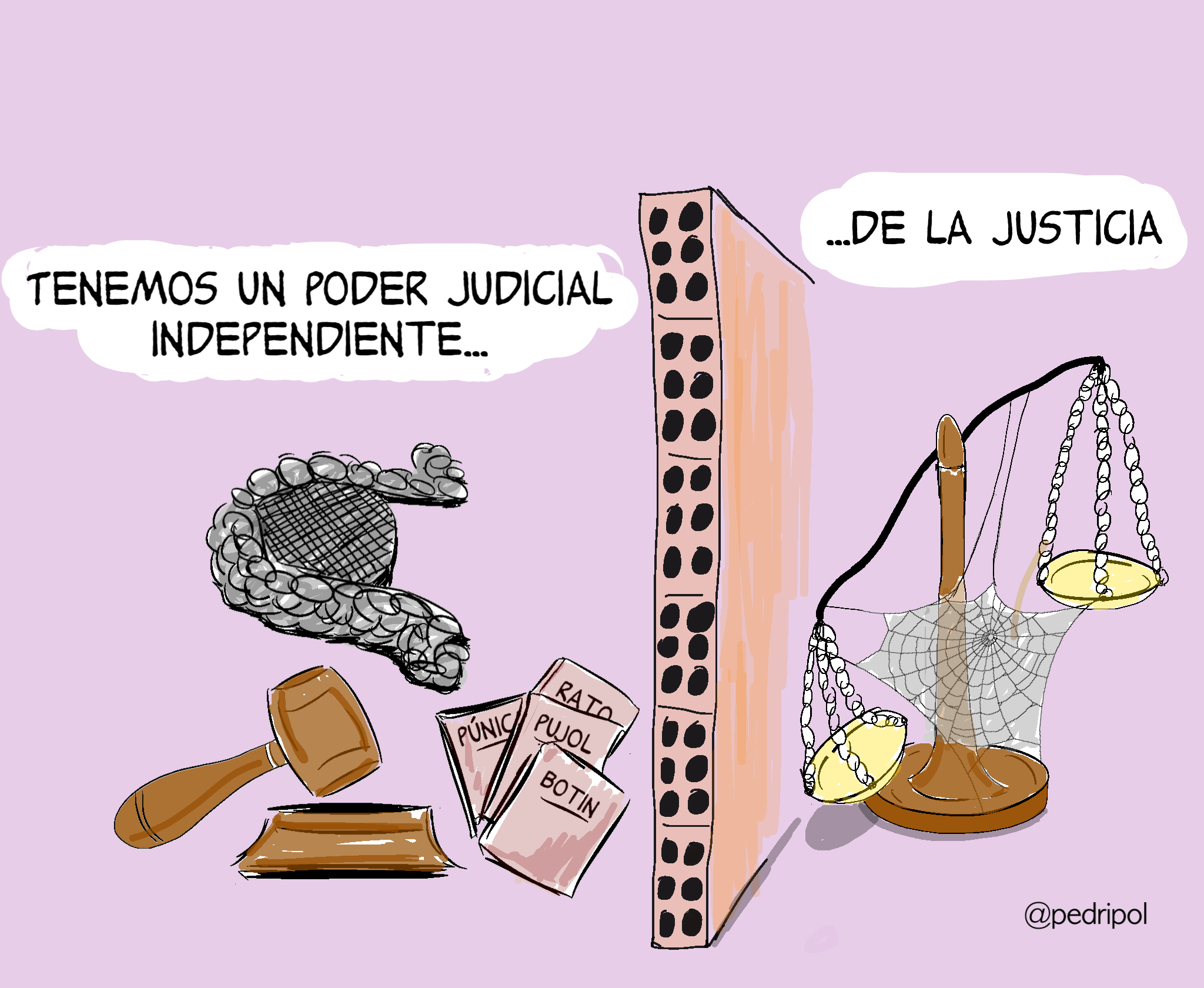 independencia de Poder Judicial