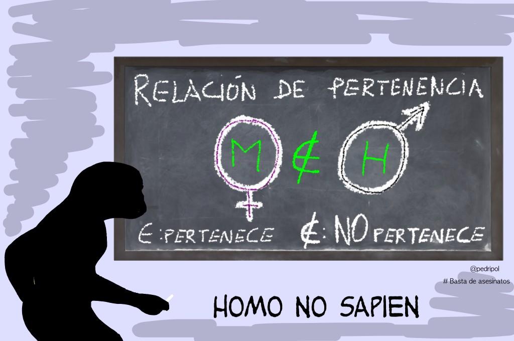 homo no sapien
