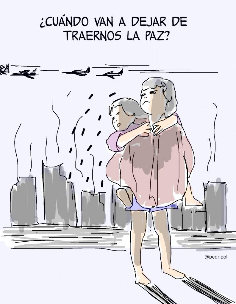 Siria. Hipocresía asesina