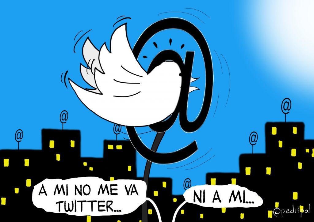 Twitter no va