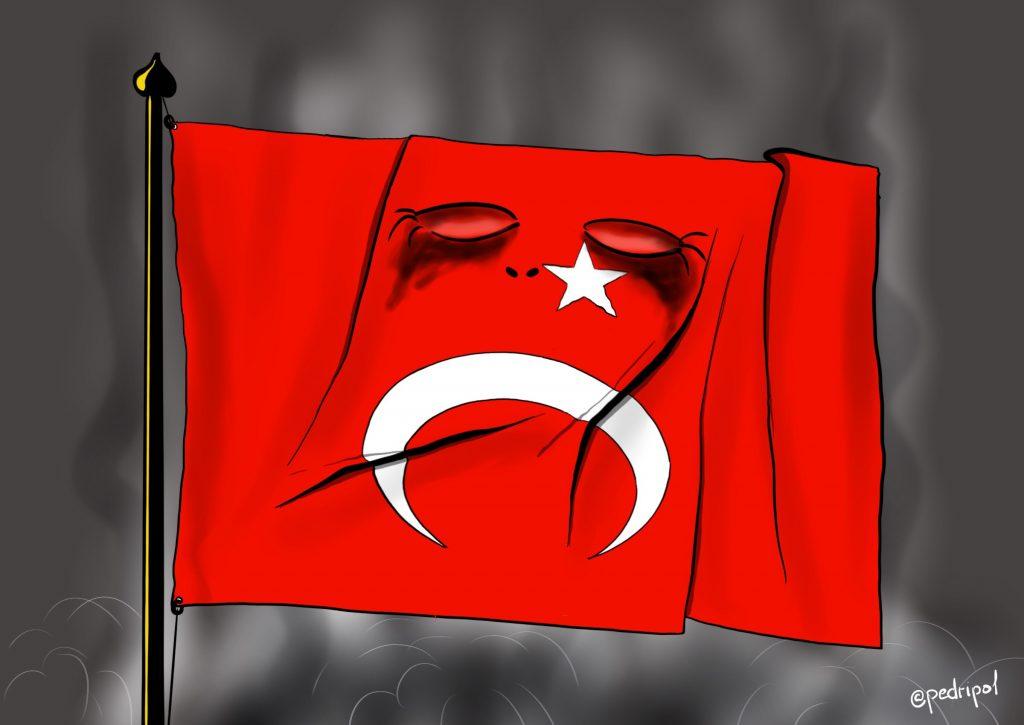Tristeza en Turquía