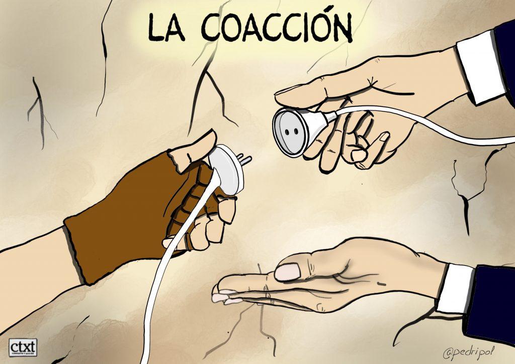 La coacción