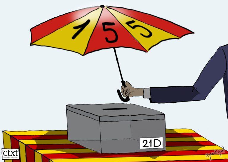 Elecciones sombrías
