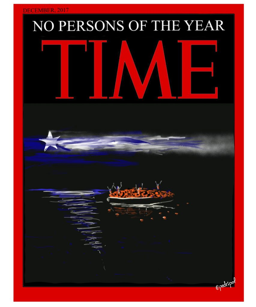 No persons of the year