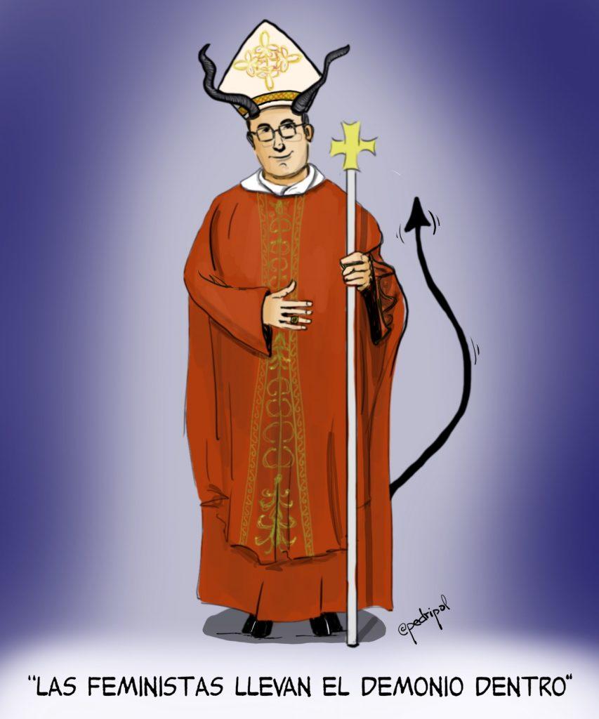 El Diablo Viste De Obispo