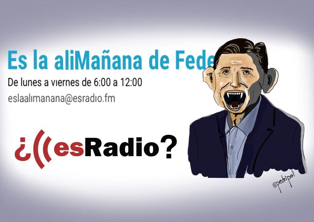 La alimañana de Federico