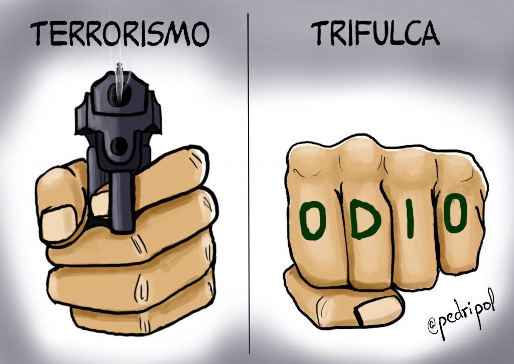 Terrorismo Trifulca
