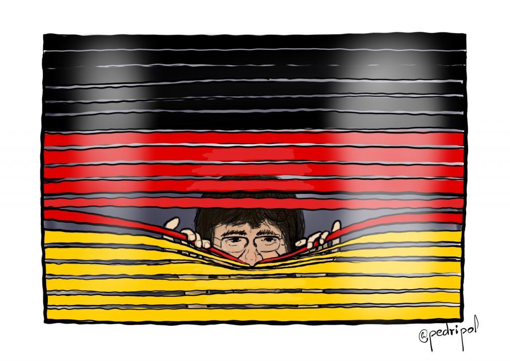 Tras La Cortina Alemana
