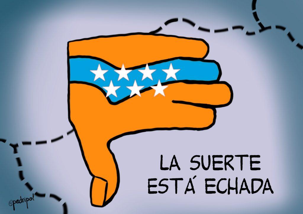 Madrileños: la suerte está echada