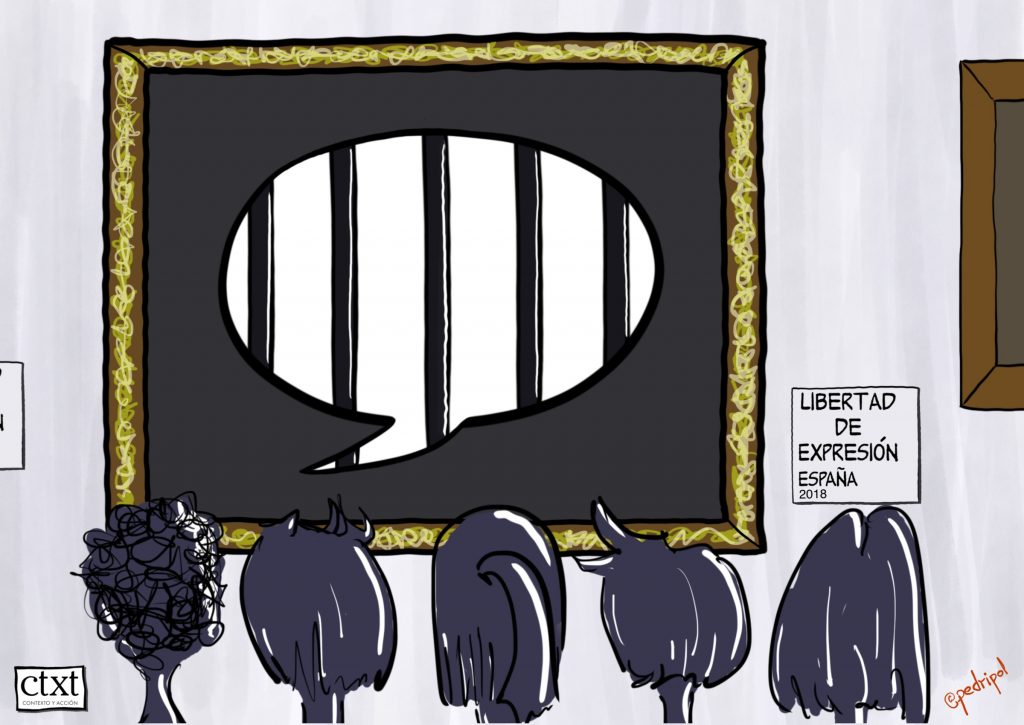 Valtonyc, a la cárcel por una canción