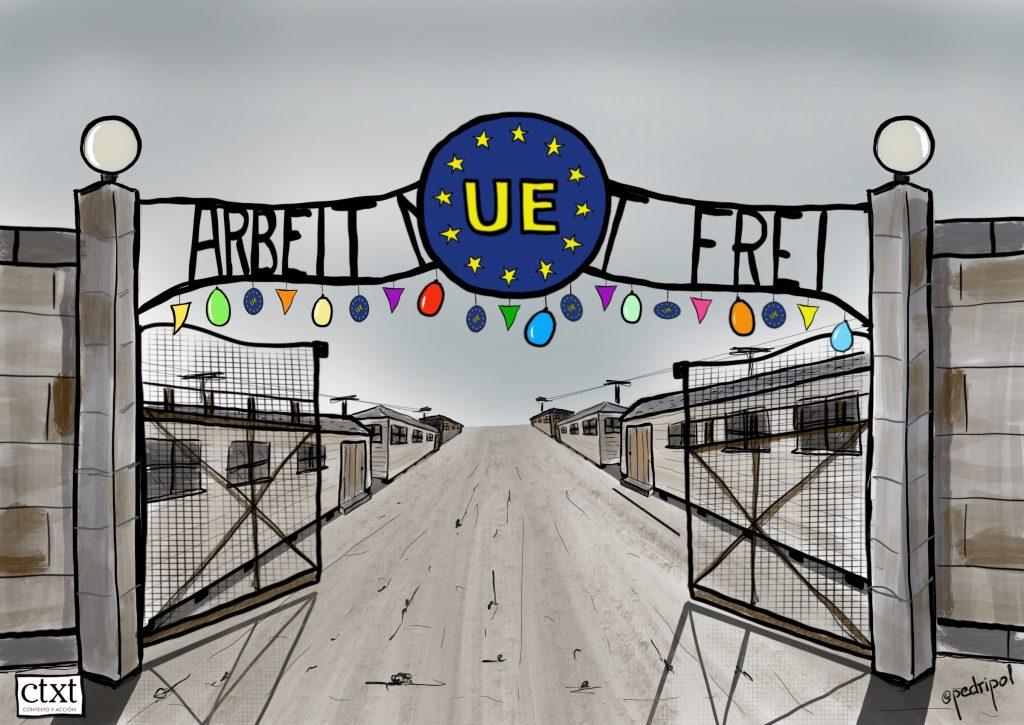 Plan UE para migrantes