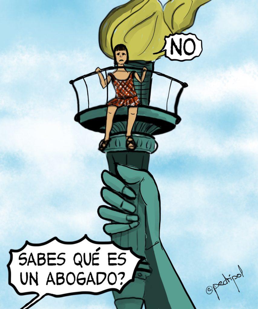 No es país para niñ@s