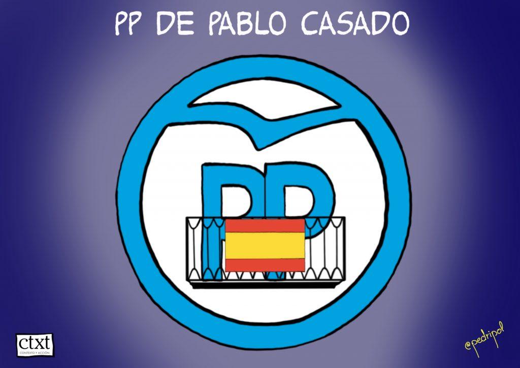 PP de bandera