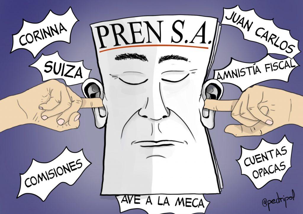 PREN S.A. no oye