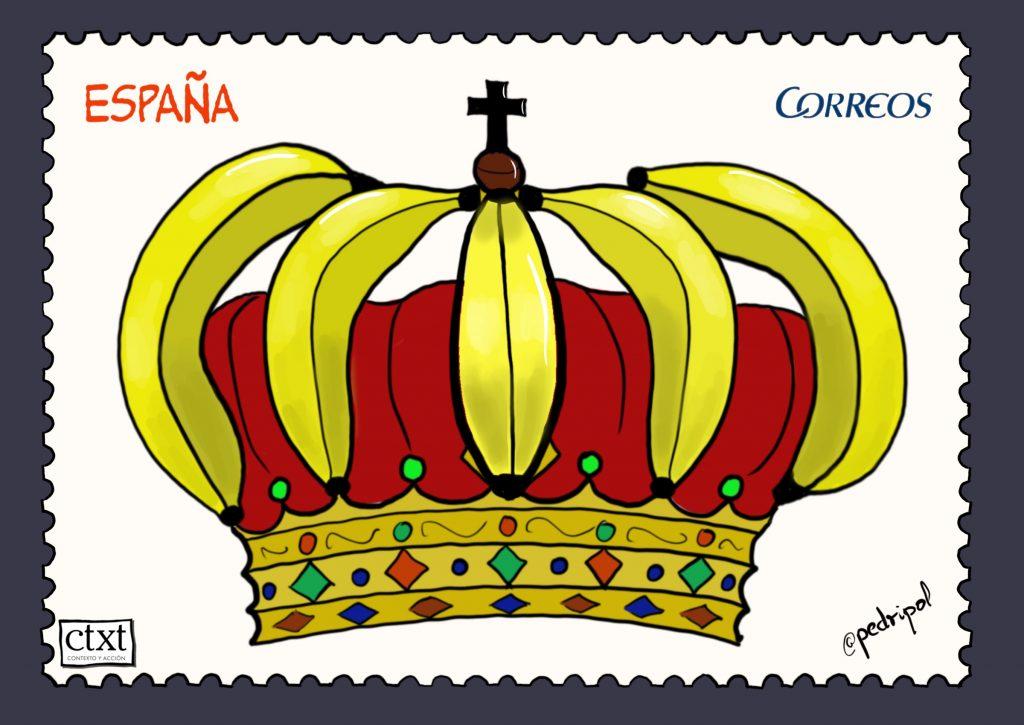 Corinnagate-Monarquía bananera