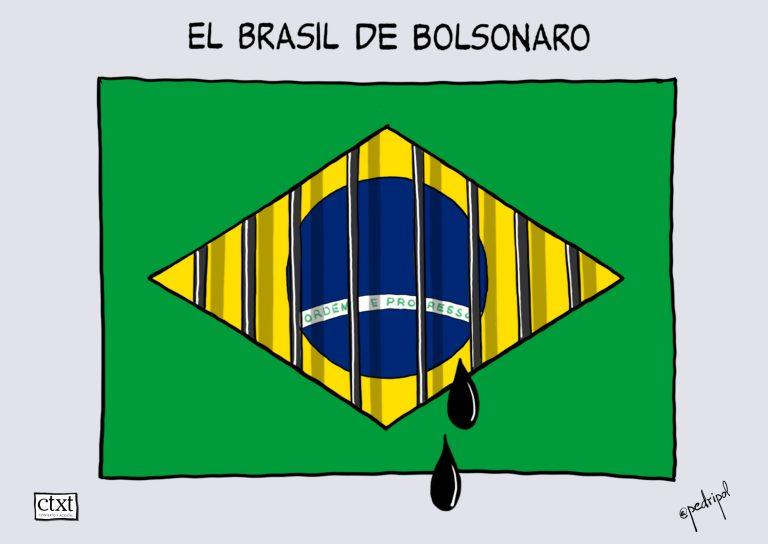 Pena de Brasil