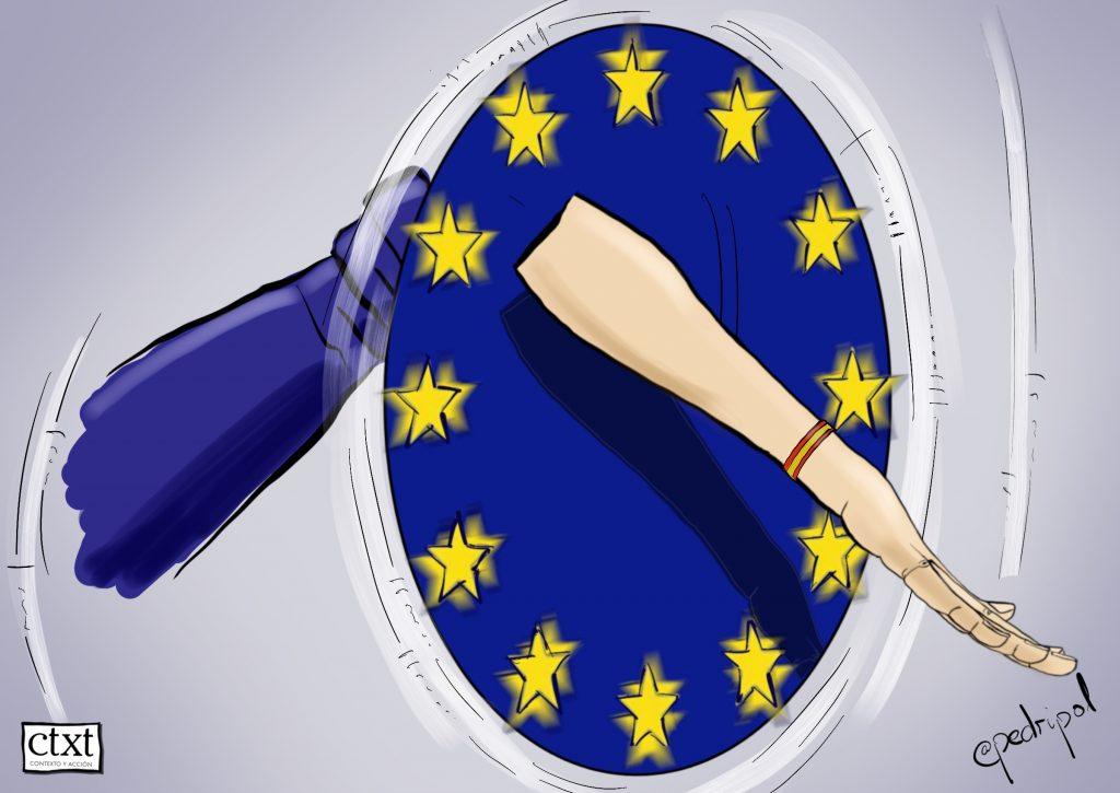 La UE nos hace el trabajo sucio