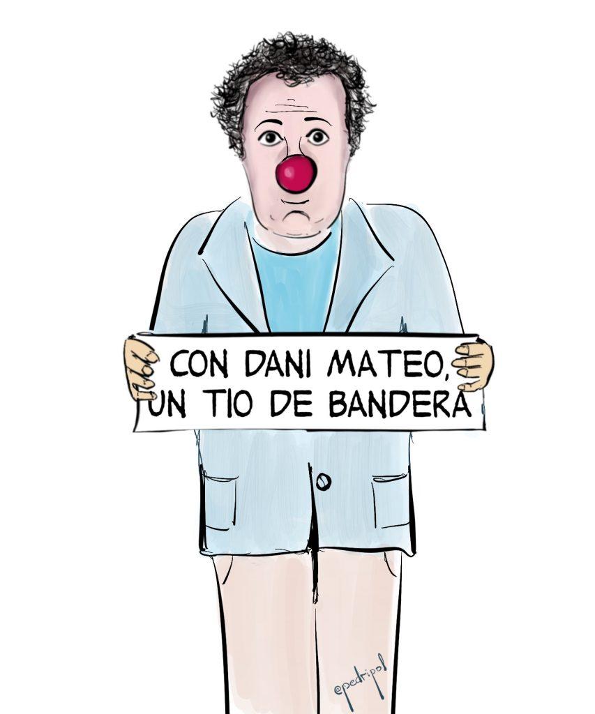 Con Dani Mateo, con el humor, contra la censura