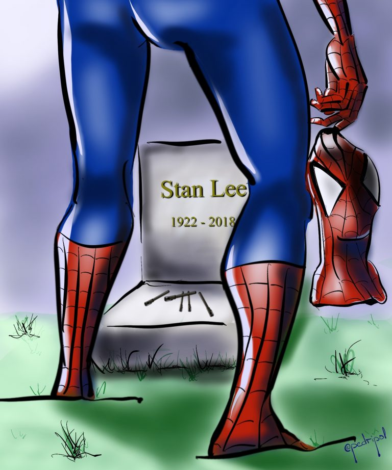 Stan Lee eterno