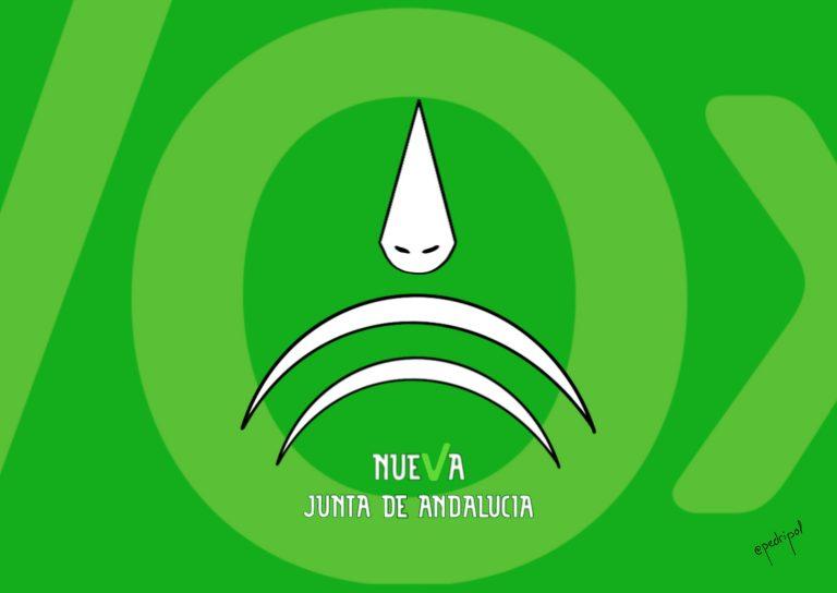 Nueva Junta de Andalucía