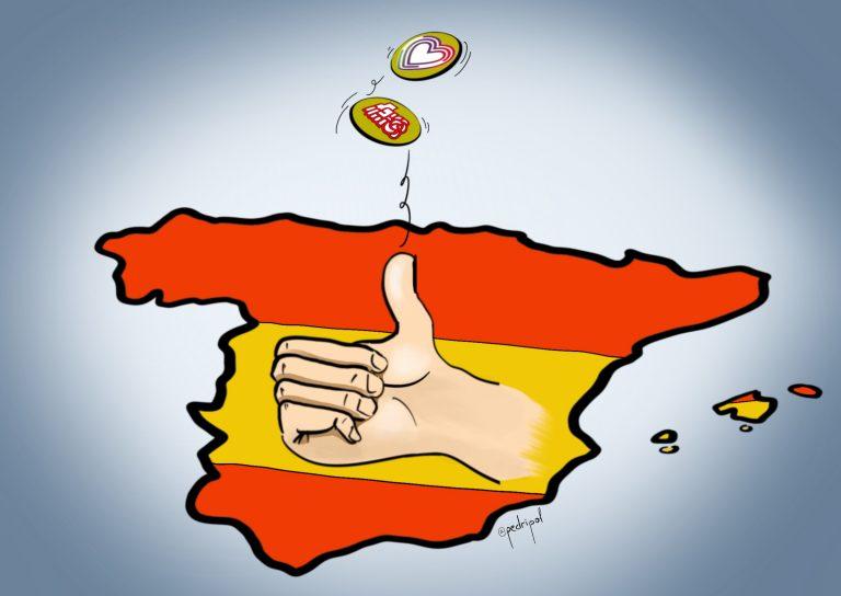 Jugándose el gobierno de España