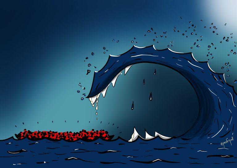 Mar de muerte