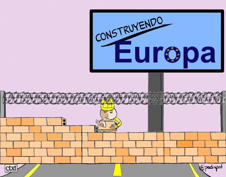 Construyendo Europa