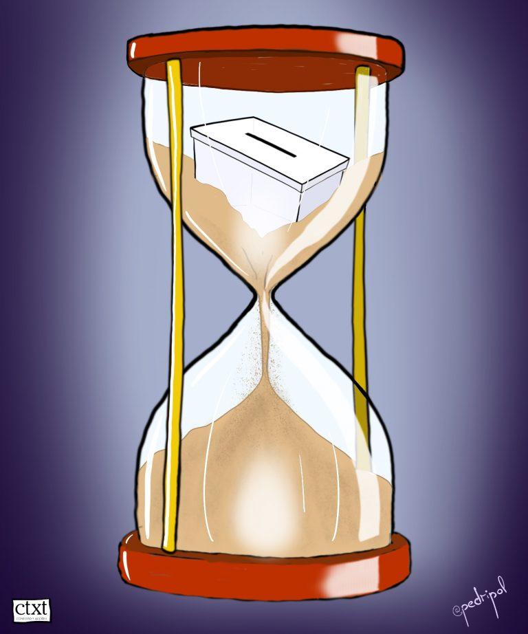 El tiempo se acaba