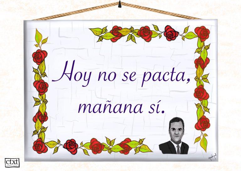 Recuerdo de La Moncloa