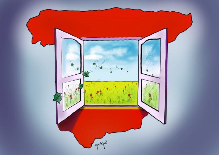 España se ventila de extrema derecha