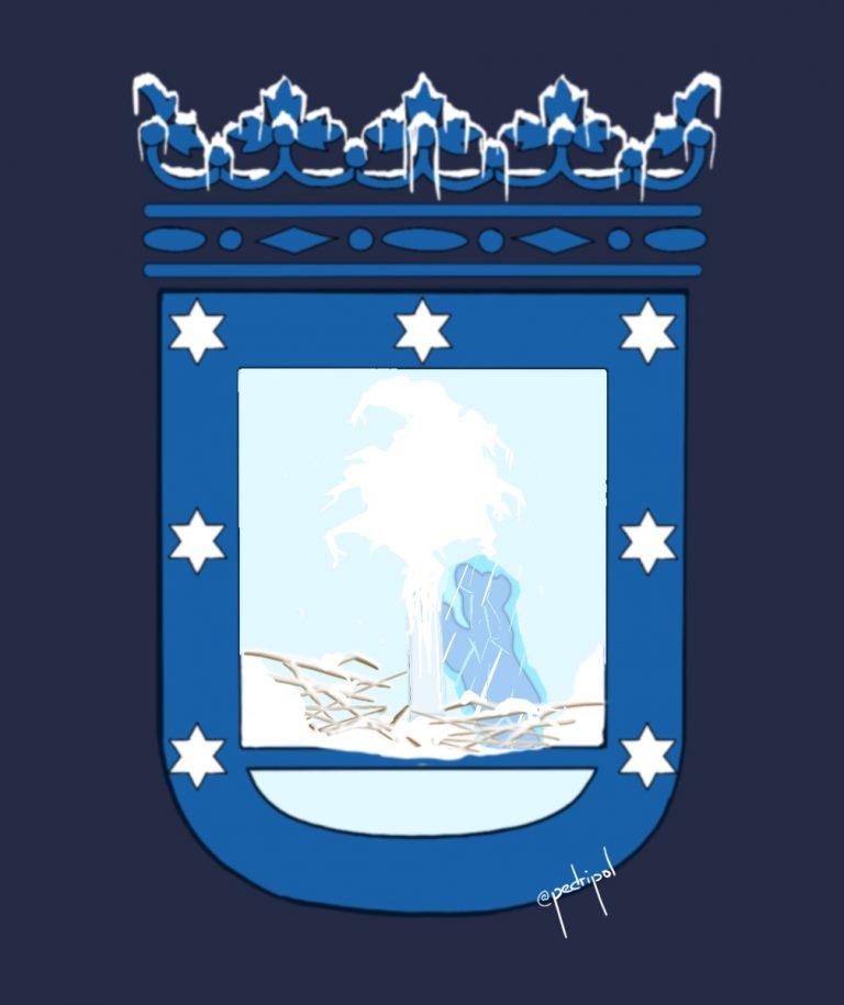De Madrid al hielo