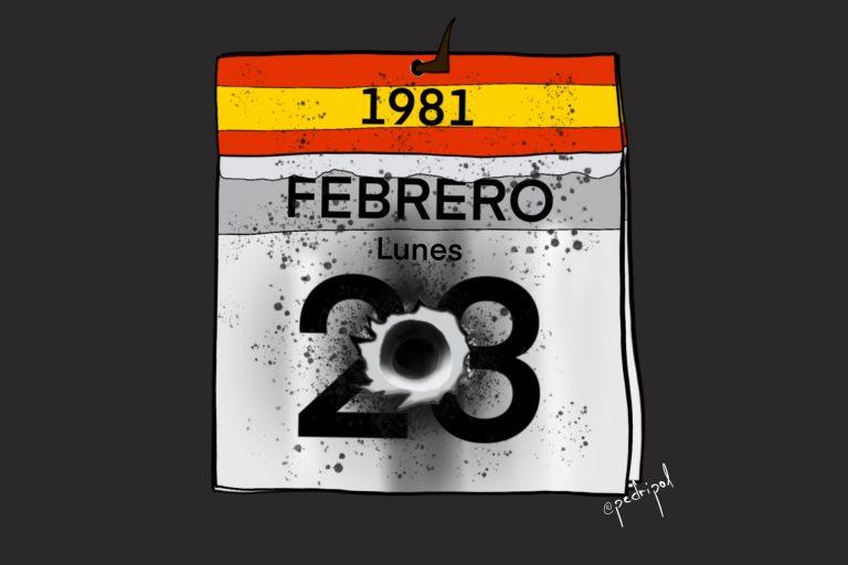 23F ni olvido ni perdón
